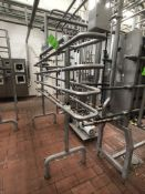 1.5'' NESTED HOLDING TUBE 5 TIERS (SUBJECT TO BULK BID)