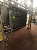 2008 CREAM CHILLING PRESS (BEHIND CIP) INCLUDES: 08 APV PARAFLOW S/S PLATE PRESS