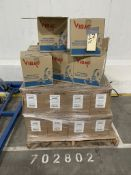 INTERTAPE CLEAR TAPE, APPROX. (28) FULL AND (3) PARTIALLY FULL BOXES ON PALLET