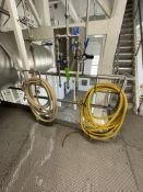 (9) HOSE REELS THROUGHOUT OUT DRYER AREA