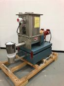 Acrison Model 402X-850-200-BDFX1-5-GG Weight-Loss' Weigh Feeder - Mfg in 2018. As Shown in photos (