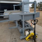 "Belovac 48"" x 96"" ""C"" Class Vacuum Former with Overhead Tooling Table, 240 V,"