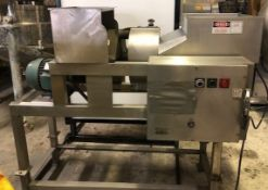 Urschel Slicer, Model HS-A, S/N 649, FOB FL - (Located Hialeah, FL)