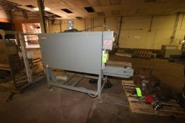 """Shanklin Shrink Tunnel, M/N T71, S/N T05119, 230 Volts, 3 Phase, with Aprox. 12-3/4"""" W Belt, Mounted"""
