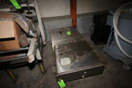 (2) S/S Control Panels, Assorted Sizes (LOCATED IN DOUGLAS, GA) (Rigging, Handling, & Site