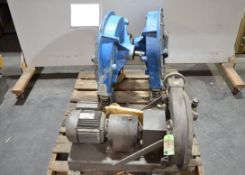 Lot of 2 Bredel Hose Pumps and an Allweiler Progressive Cavity Pump (Located Lebanon, PA) (Load