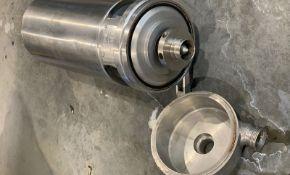 """APV Centrifugal Pump, Model PUMPA-1-1/2"""" S/N A1656 (Located New Bothwell, Manitoba, Canada)"""