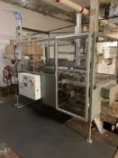 """2012 COMBI TRAY FOMER, MODEL HTF (TWO-STAGE PROCESS), RUNNING A BERNER 15.75"""" X 6.1875"""" X 5.5"""""""