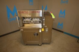 Comtec S/S Automated Pie & Tart Crust Press, Model 2900, S/N EA1005 with (2) 12-Station Dies,