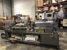 Klockner Medick Horizontal Blister Packaging Machine, Model CP-2EL, S/N 94KM019 with 220 V, 3 Phase,