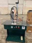 Like New RB Aersol Samples Filling Machine (Located Easton, PA) (Load Fee $25)