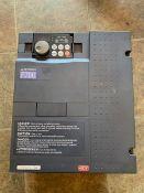 Mitsubishi F700 Inverter, Model FR-F740-00170-NA, S/N Y4829D014, 3 phase, AC380 - 480 V (Appears