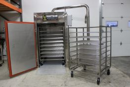 VORTRON MEAT AND CHEESE COLD SMOKE HOUSE, MODEL PRO-TPC,