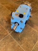 Waukesha Clamp Type S/S Pump Head, Model 015U1, S/N1000003037522 with S/S Impellers (Never Used) (