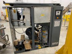 Atlas Copco Air Compressor, Model GA 55 VSD FF, S/N AP1580515 (Parts Only) (Load Fee $100) (Located