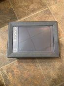 Cutler Hammer Power Pro PanelMate Touchpad Display, Model 1785T PMPP 1700, S/N 41010-001 (Unused