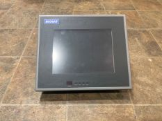 EcoLab Touchpad Display Panel, Model 3410 T, S/N 676899-3D0, 90 - 250 Vac (Located Harrodsburg, KY)