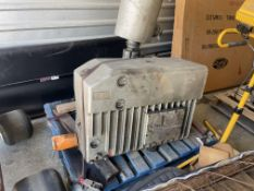 Busch 400 Pump (Note: All There Except For the Electric Motor - Pump Needs to be Rebuilt) (Load