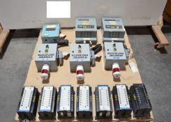 Allen-Bradley VFDs, Power Supply Lot - CTC Access 4000 Power Supply RDC-2024 x 7, Edwards Signalling