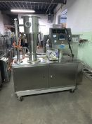 Stainless Fluid Bed Processor Dryer (Located in NEWARK, NJ)
