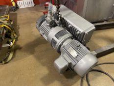 Busch RAO 250 Pump, Recently Rebuilt - Pulls Down Great (Load Fee $100) (Located Gardner, KS)