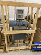 """AP In-Motion Checkweigher with Aprox. 30"""" L x 17"""" W Belt (Load Fee $100) (Located Warehouse Belgium"""