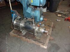 Mouvex S/S Pump Head, Model SLS 24, New (Located Athens, OH 45732)