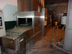 Hobart Dishwasher, Model FT900 with Tray Conveyor (Completely Refurbished) (Located Athens, OH