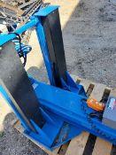 2015 Bishamon Aprox. 2,500 lb. Capacity Pallet Lifter, Model LP-25, S/N 1508702 with 24: Load
