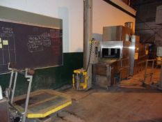 Mima Pallet Wrapper, Model FE-HP (Located Athens, OH 45732)
