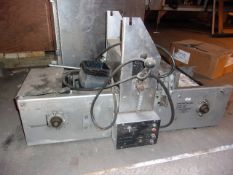 Anchor Lidder Minimatic II R & D Tray Sealer (Located Athens, OH 45732)