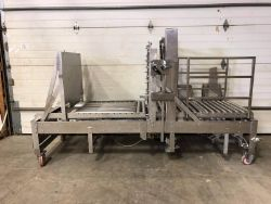 Hart Design 640 Cutter, Model CC640, S/N 9201 - Working Condition Tested on 9/7/21, Air Actuated, (