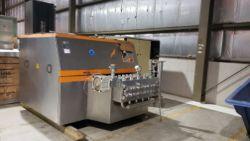 GEA/NIRO/SOAVI 6,040 GPH Homogenizer, Model #NS5132H, Rated at 3000 psi, Mfg. 2010, 250 hp Main
