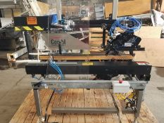 Combi top & bottom case sealer/flap closer, serial # TB4079931838 (Located Fort Worth, TX)