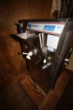 Carpigiani S/S Ice Cream Freezer, M/N LB502, S/N D2Q-1754, 208/230 Volts, 3 Phase, Refrigerant: 404A
