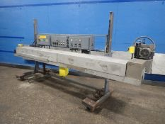 DoBoy Pinch Inner Liner Sealers, Model HDPT-40, Travels Left to Right Flow, Mfg. 2000 (Located