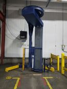 """Lantech S300 over head pallet wrapper, serial # SM003342, height 110"""", yr. 2009 (Located Fort Worth,"""