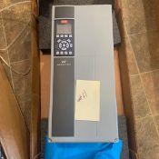 Danfoss 15 hp VLT Automation VT Drive , P/N 134U5331, S/N 000433H335 (#11) (Located Harrodsburg,