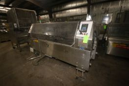 Bradman-Lake Cartoner, S/N 15556, 480 Volts, 3 Phase, with Allen-Bradley Panel-View 300, with