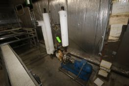 Sterling Pump, M/N ZTNC5020G, S/N AACTC1B2, with Associated Piping & Skid (LOCATED IN APPLETON,