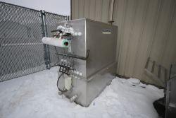 Mueller S/S Chiller, M/N 165GALFFC, S/N 1506387-1, Design Pressure 300 PSI @ 200 F, Test Pressure