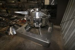 Ishida 14-Head Rotary Combination Weigh Scale, S/N CCW-NZ-214W-S/70-WP, with S/S Frame, with