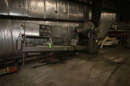 """Cabinplant S/S Folding Machine, with Aprox. 26"""" W S/S Mesh Conveyor, Thightness NEMA4X, with"""