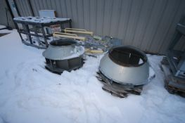 S/S Squirel Trap Vent, with 1-Set of Stairs for Bulk Loading Station (LOCATED IN APPLETON, WI) (