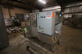 WexXar Case Erector, M/N WFT, S/N 2306, with Mounted Control Panel (NOTE: Missing Some Controls--See