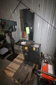"Dayton 15"" Metal/Wood Ban Saw, M/N 49G988, S/N 1410007, with Working Table (LOCATED IN APPLETON, WI)"
