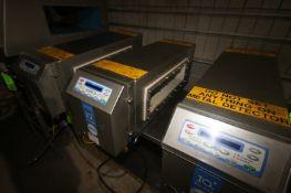 "Loma IQ2 S/S Metal Detector Head, S/N KIMH11579E, with Aprox. 21-1/2"" W x 5-1/2"" H x 13"" Deep,"
