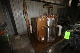 Fulton Thermal Fluid Heater, Heater #: PV-965W, BTU Hr.: 300M, Nat' L BD: 81773, 460 Volts, 3 Phase,