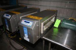 "Loma IQ2 S/S Metal Detector Head, S/N KIMH11579C, with Aprox. 21-1/2"" W x 5-1/2"" H x 13"" Deep,"