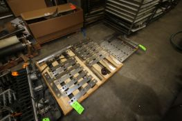 Assorted S/S Molder Plates, with (1) S/S Extrusion Head (LOCATED IN APPLETON, WI) (Rigging,